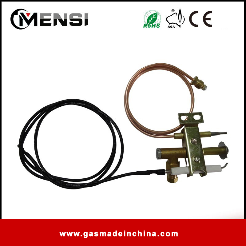 CE Indoor gas heater pilot burner / ODS / pilot group