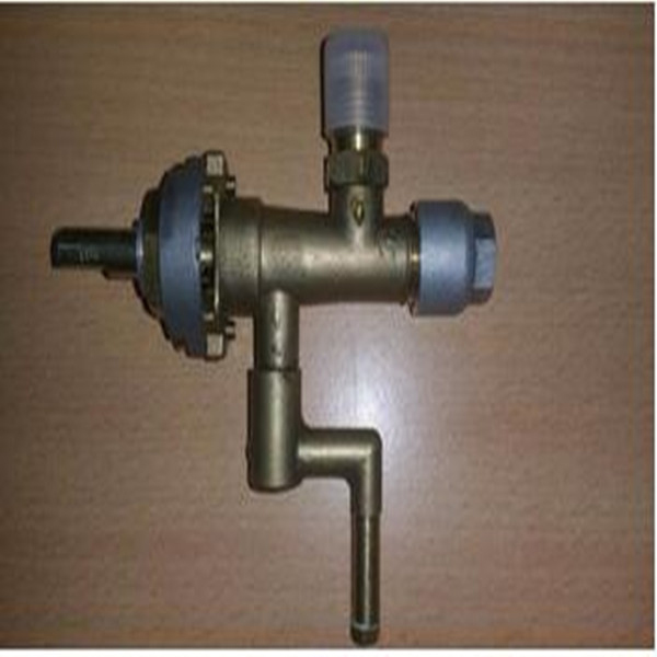 Automatic safety shut off brass solenoid valve gas shut-off for catering equipment