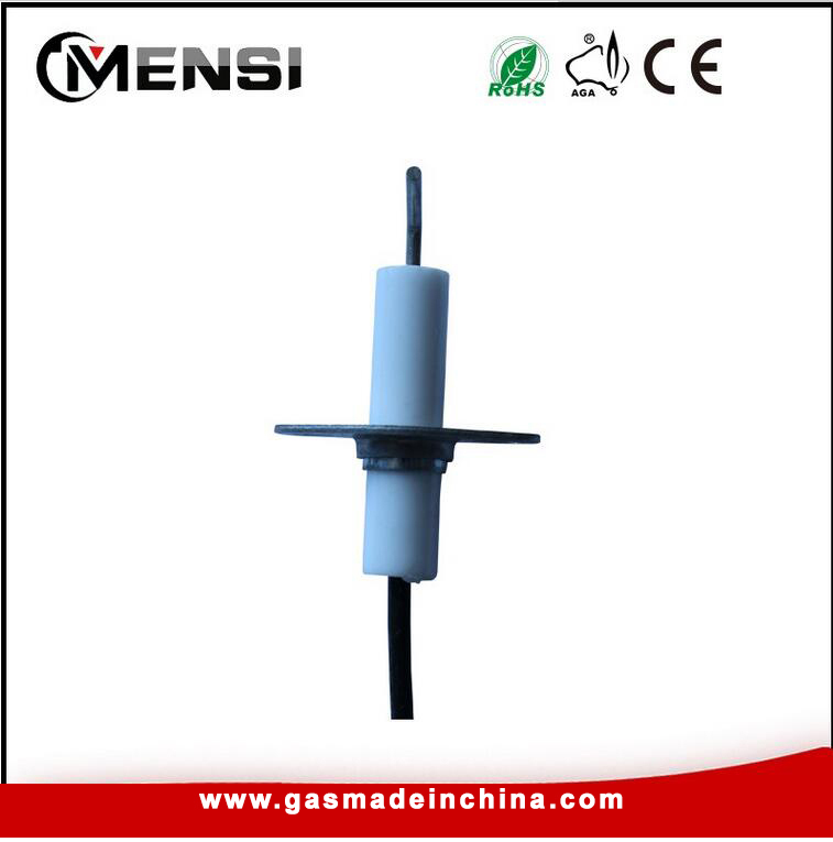 gas oven ceramic ignition electrode